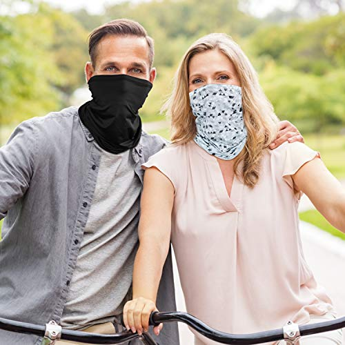 Unisex Sun Protection Outdoor Cycling Breathable Face Masks Neck Gaiter Scarf